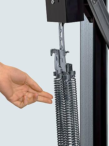 Portes Basculantes Ets Mauvisin - Securiser porte de garage basculante